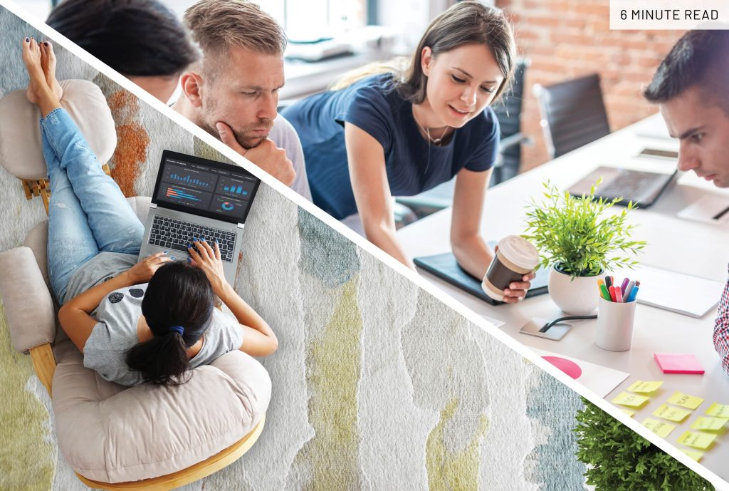 The Future of Work: Choosing Between Remote Work and A Hybrid Office