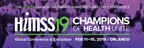 HIMSS19 Global Conference & Exhibition - Orlando